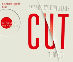 Cut / Keye Street Bd.1, 6 Audio-CDs - Williams, Amanda Kyle