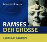Ramses der Große, 2 Audio-CDs