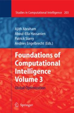 Foundations of Computational Intelligence Volume 3