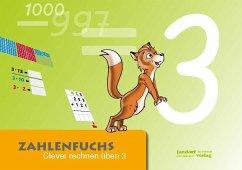 Zahlenfuchs Bd.3 - Auras, Thomas; Wachendorf, Peter; Debbrecht, Jan