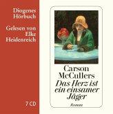 Das Herz ist ein einsamer Jäger, 7 Audio-CDs