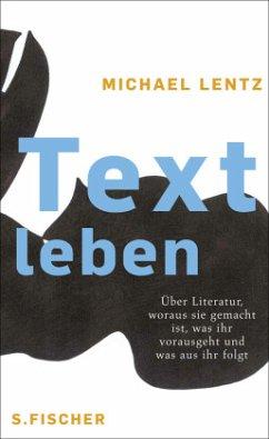Textleben - Lentz, Michael