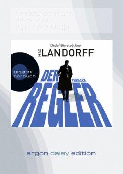 Der Regler / Gabriel Tretjak Bd.1 (1 MP3-CD) - Landorff, Max