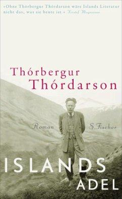 Islands Adel - Thórdarson, Thórbergur