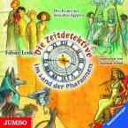 Die Zeitdetektive im Land der Pharaonen - Sammelband, 3 Audio-CDs