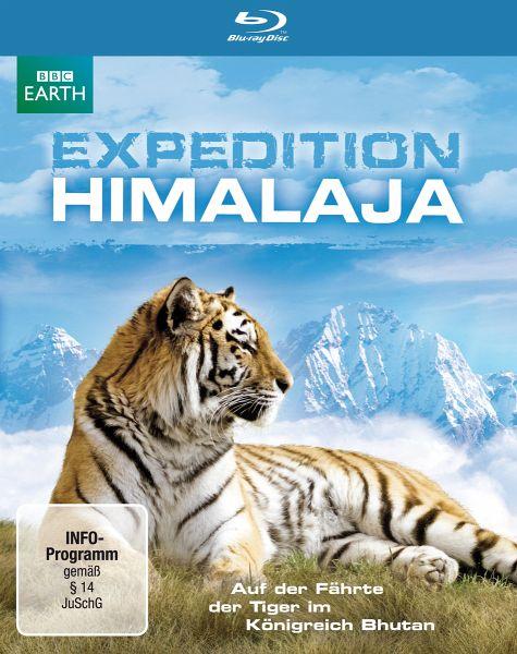 Expedition Himalaya - Auf der Fährte der Tiger im