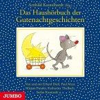 Das Haushörbuch der Gutenachtgeschichten, 2 Audio-CDs