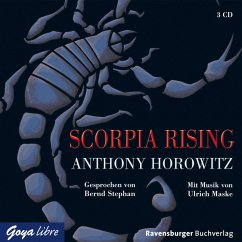 Scorpia Rising / Alex Rider Bd.9 (3 Audio-CDs)