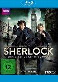 Sherlock - Staffel 1 (2 Blu-rays)