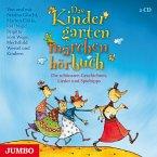 Das Kindergartenmärchenhörbuch, 2 Audio-CDs