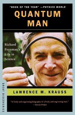Quantum Man - Krauss, Lawrence M.