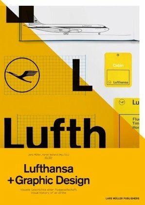 Lufthansa und graphic design buch for Buch design