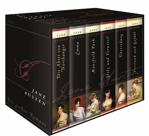 Die großen Romane - Austen, Jane