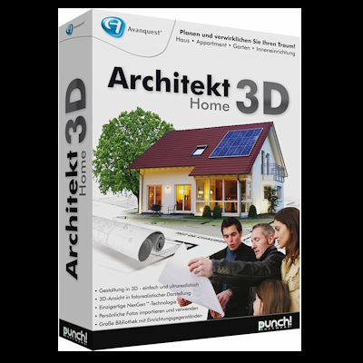 architekt 3d home download f r windows. Black Bedroom Furniture Sets. Home Design Ideas