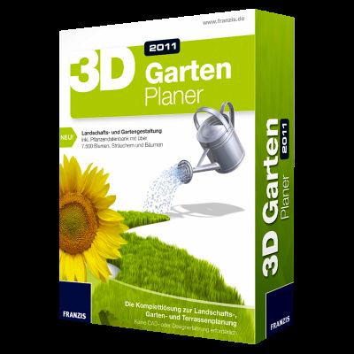 3d garten planer 2011 download f r windows. Black Bedroom Furniture Sets. Home Design Ideas