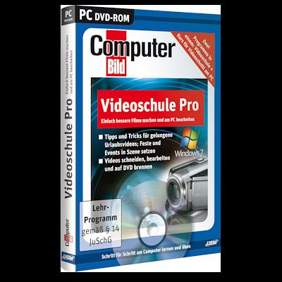 ComputerBild Videoschule Pro (Download für Windows)