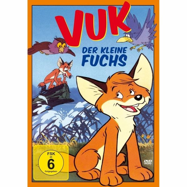 Vuk Der Fuchs