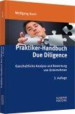 Praktiker-Handbuch Due Diligence