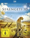 Serengeti 3D, 1 Blu-ray
