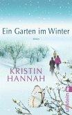 Ein Garten im Winter