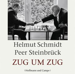 Zug um Zug, 3 Audio-CDs - Schmidt, Helmut; Steinbrück, Peer