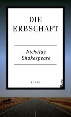 Die Erbschaft - Shakespeare, Nicholas