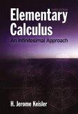 Elementary Calculus: An Infinitesimal Approach