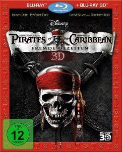 Pirates of the Caribbean - Fremde Gezeiten (3D & 2D)