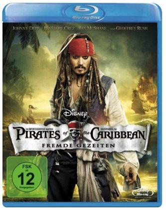 Pirates Of The Caribbean – Fremde Gezeiten Stream