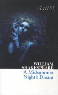 Shakespeare, W: Midsummer Night's Dream - Shakespeare, William