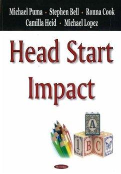 Head Start Impact - Puma, Michael J. Bell, Stephen Cook, Ronna Heid, Camilla Lopez, Michael
