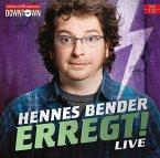 Erregt!, 1 Audio-CD