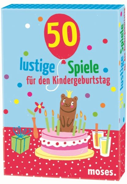 50 lustige spiele f r den kindergeburtstag. Black Bedroom Furniture Sets. Home Design Ideas