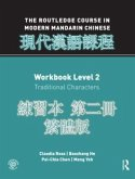 Routledge Course in Modern Mandarin Chinese Workbook 2 (Traditional)