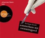 Sommerhaus mit Swimmingpool, 6 Audio-CDs