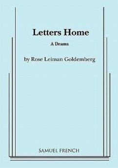 Letters Home - Goldemberg, Rose Leiman