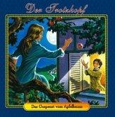 Das Gespenst im Apfelbaum, 1 Audio-CD