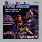 Der Zeitagent / Perry Rhodan Silberedition Bd.29 (13 Audio-CDs)