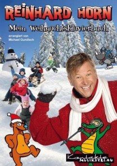 Mein Weihnachtsklavierbuch