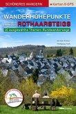 Wanderhöhepunkte rechts und links des Rothaarsteigs - Schönes Wandern Pocket mit Detail-Karten, Profilen und GPS-Daten