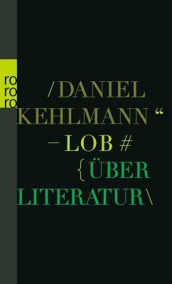 Lob - Kehlmann, Daniel