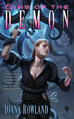 Sins of the Demon: Demon Novels, Book Four - Rowland, Diana