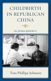 Childbirth in Republican China