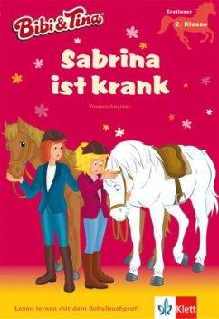 Sabrina ist krank