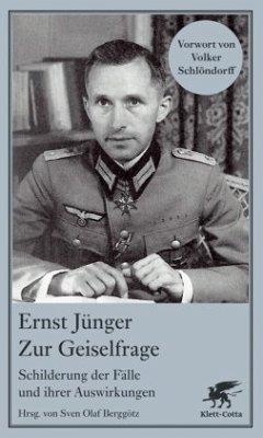 Zur Geiselfrage - Jünger, Ernst