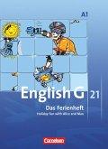 English G 21 Ausgabe A 01: 5. Schuljahr. Das Ferienheft