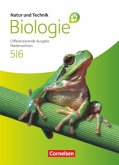 Natur und Technik: Biologie 5./6. Schuljahr Schülerbuch. Oberschule Niedersachsen