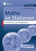 Mathe an Stationen, Bruchrechnen