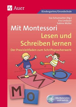 Mit Montessori Lesen und Schreiben lernen
