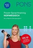 PONS Power-Sprachtraining Norwegisch. Buch mit Audio-CD